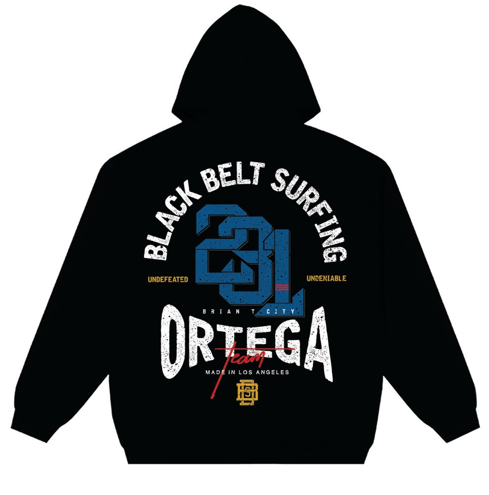 Image of UFC 231 Camp Hoodie