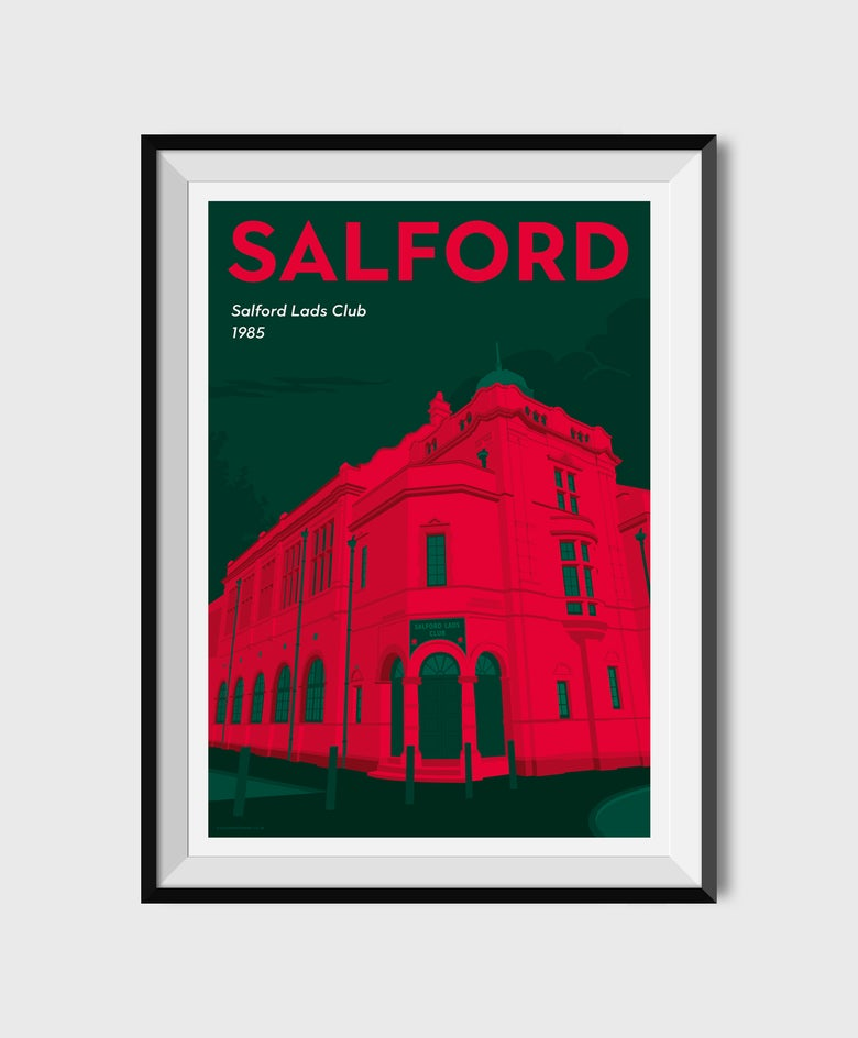 Image of Salford Lads Club