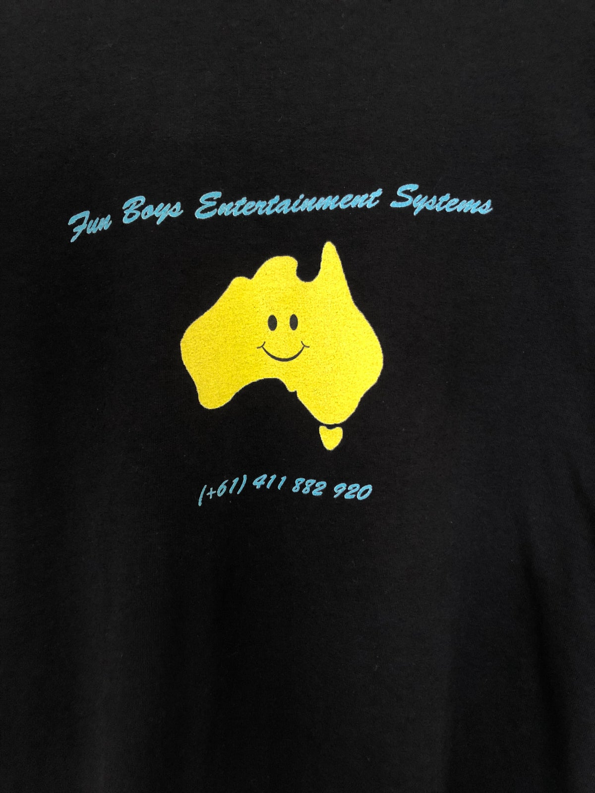 """Image of """"Entertainment Systems"""" Black"""