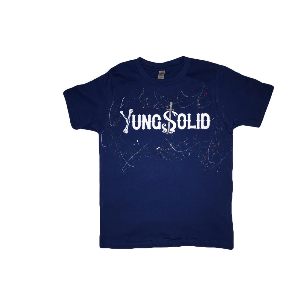 Image of Kid's YungSolid Tees