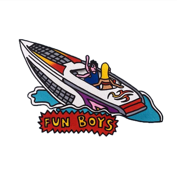 "Image of ""Leisure Boating"" Collab with Brodie Jackson"