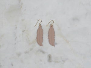 Image of Feather Earrings