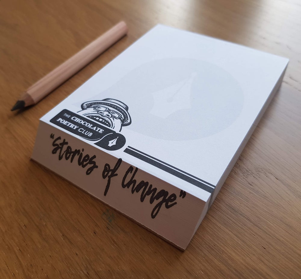 Image of The Uncommonly Good Notepad & Pencil