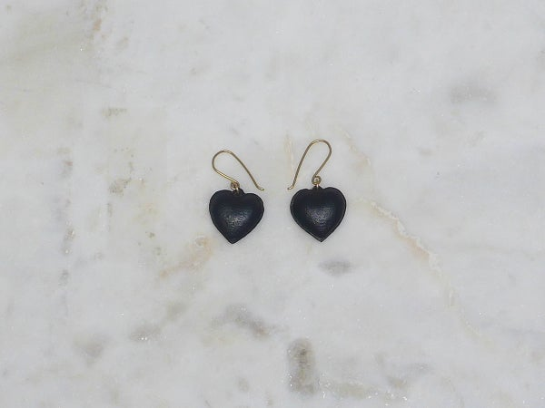 Image of Sacred Heart earrings
