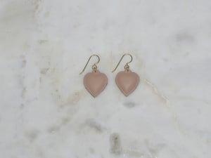 Image of Sacred Heart earrings