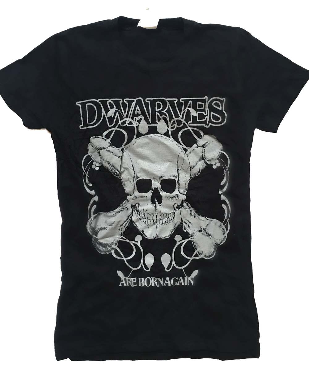 The Dwarves Are Born Again Vintage T Shirt Riot Style