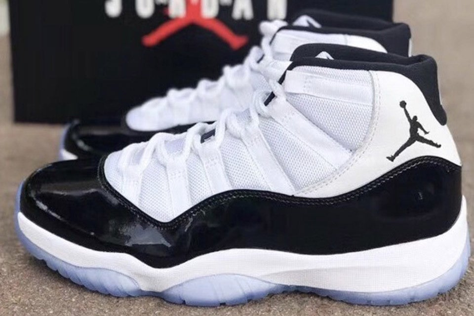 buy popular 47cdd 9cd30 AIR JORDAN 11 'CONCORD 45' PRE-ORDER