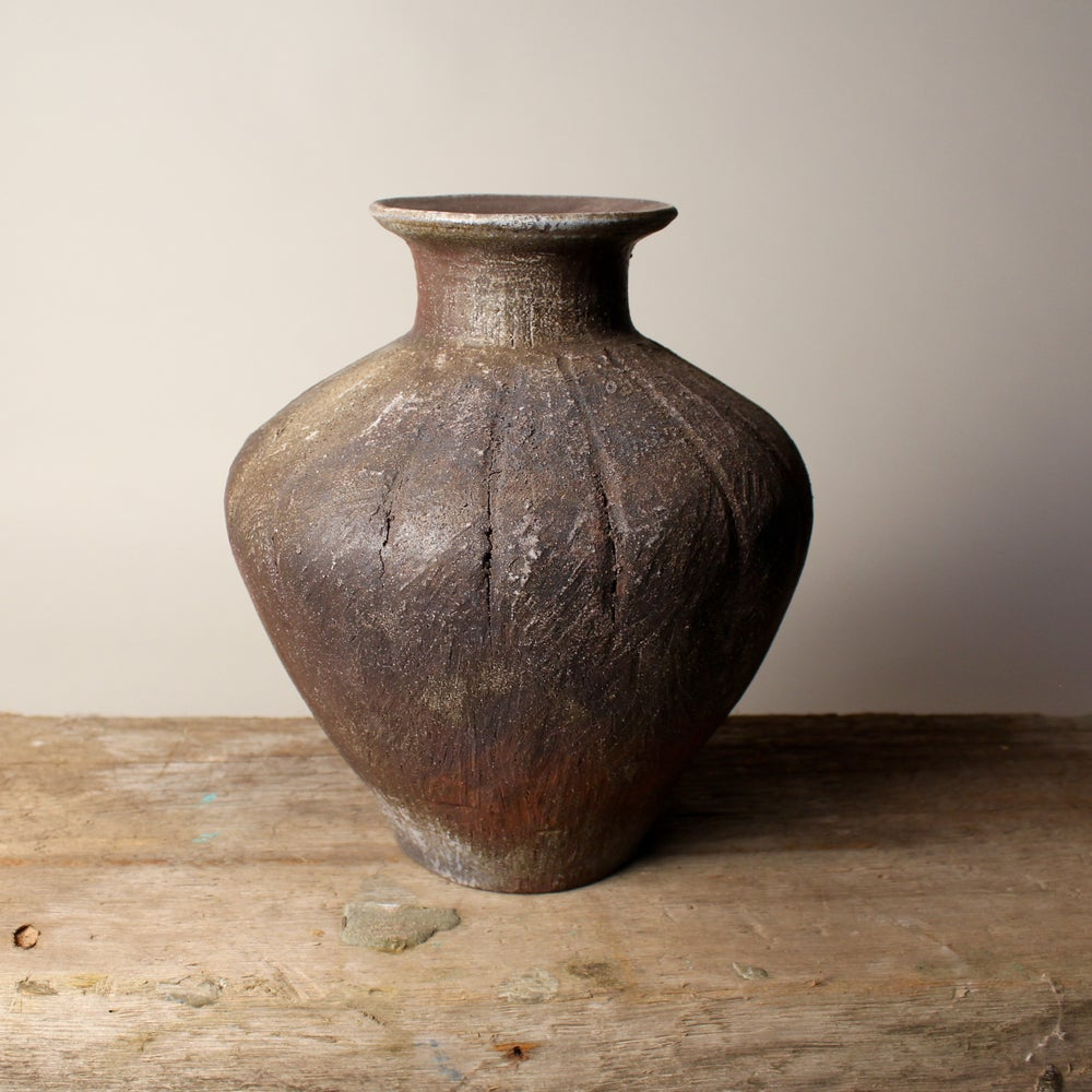 Image of Cucurbita Vase / Wood-fired