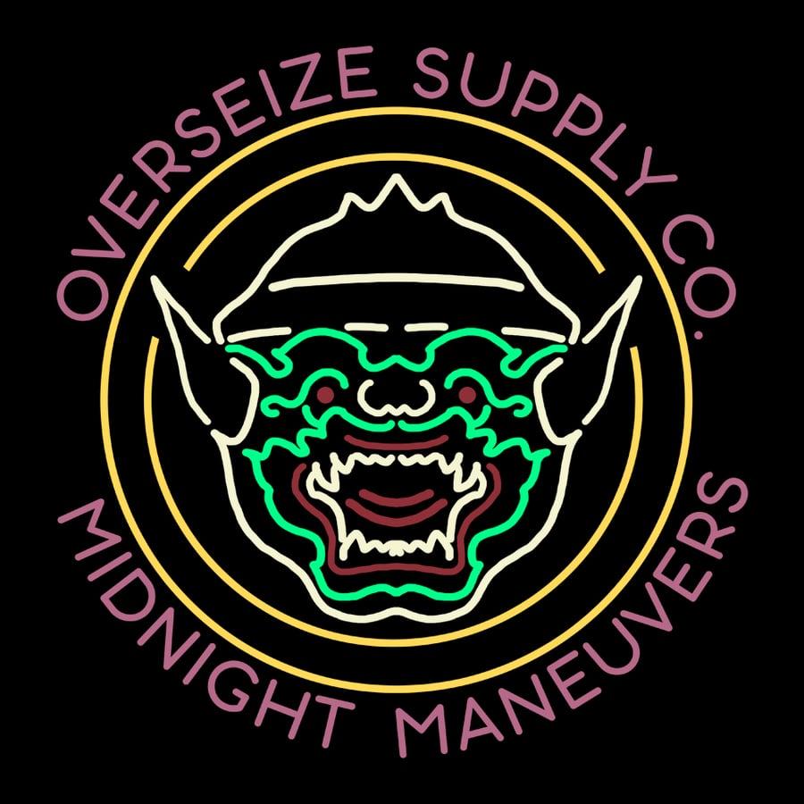 Image of Midnight Maneuvers
