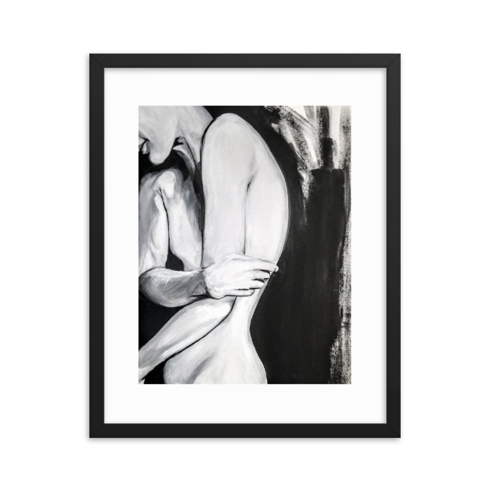 Image of Our Plague - Framed Print
