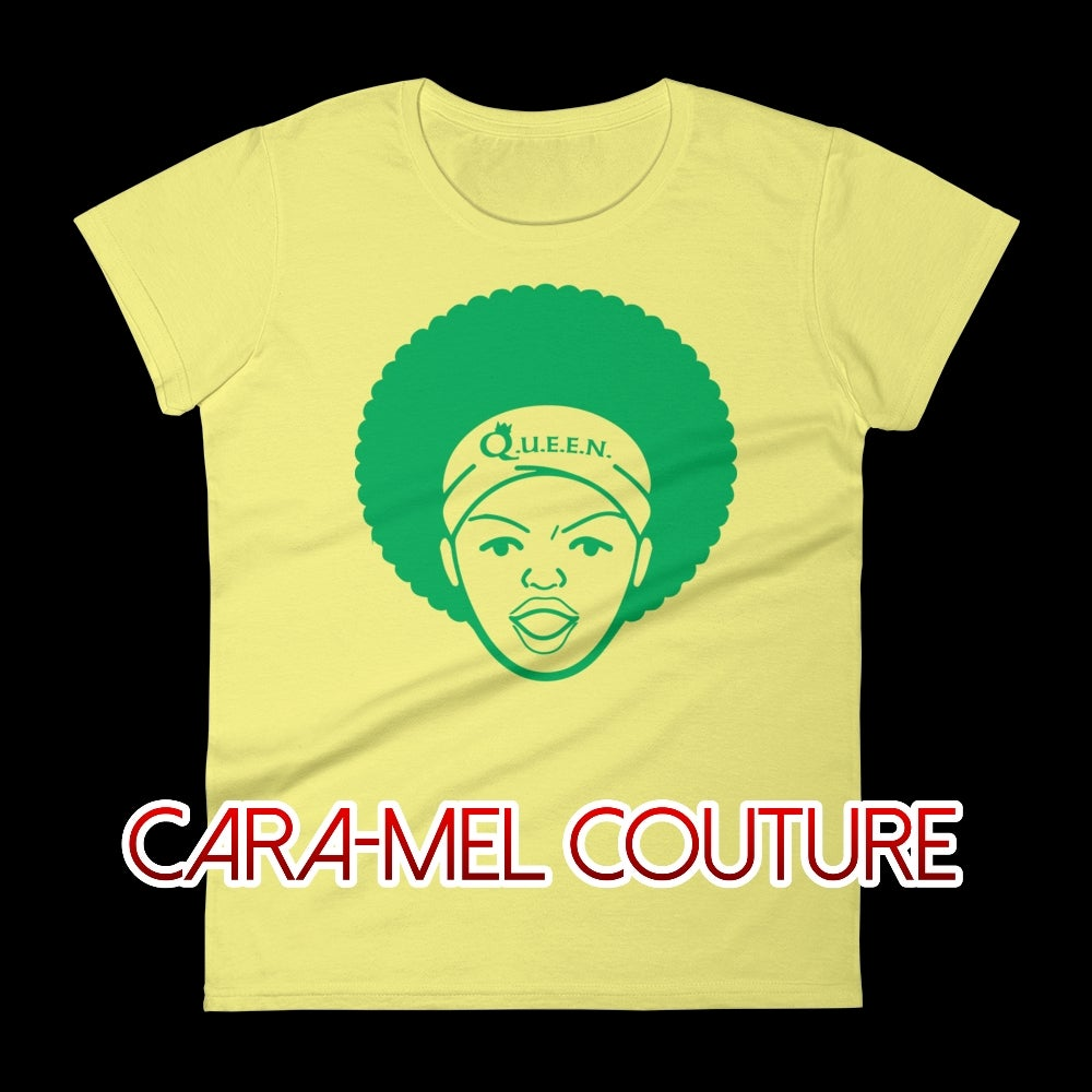 Image of Yellow-Green Afrocentric T
