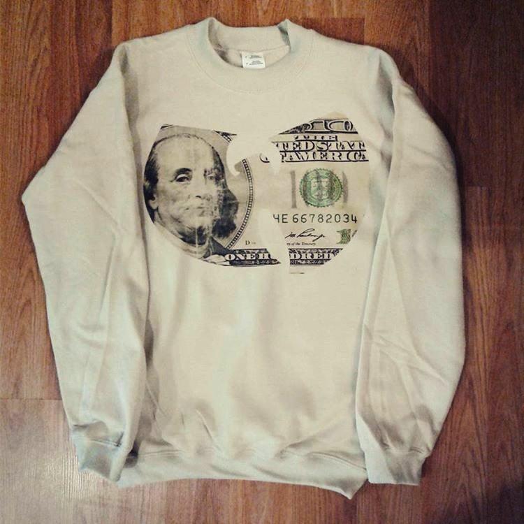 Image of C.R.E.A.M Crewneck Sweatshirt