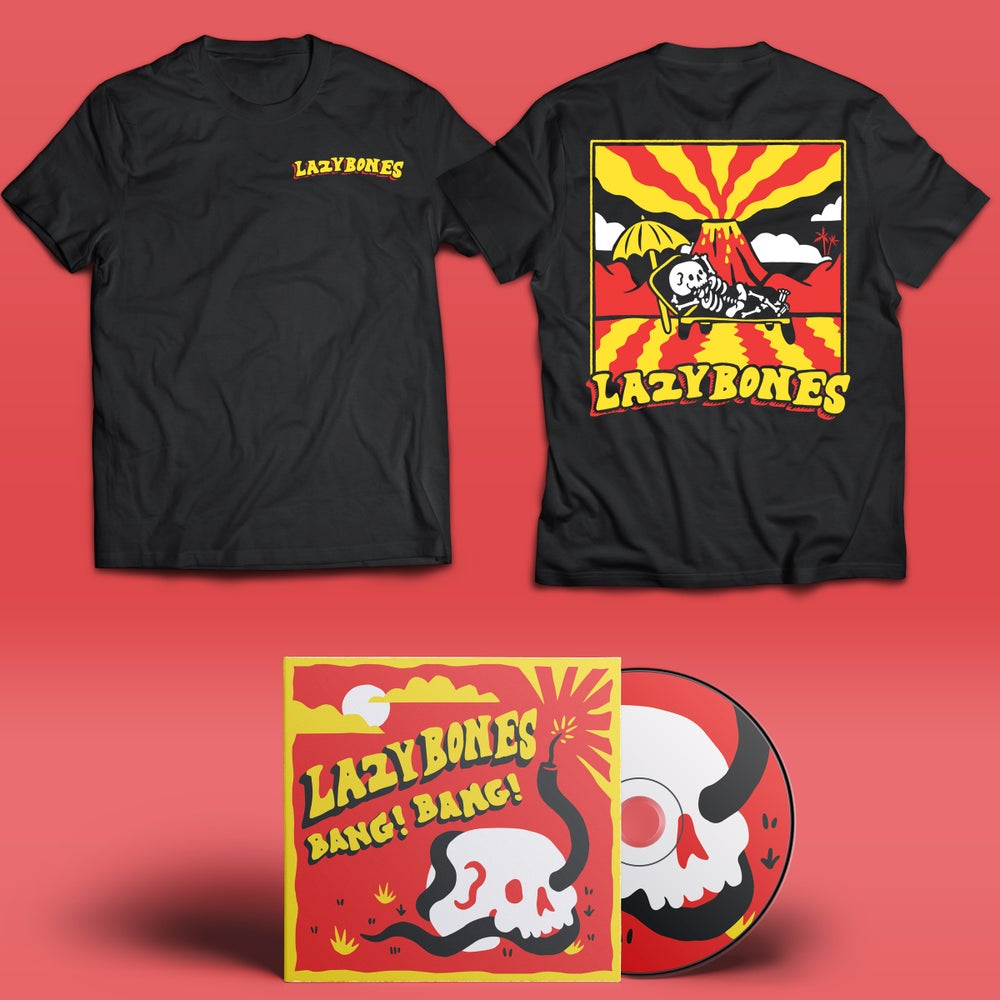 Image of Bang! Bang! CD + T-shirt