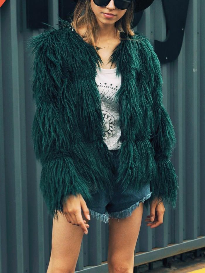 Image of Cassie Faux Fur