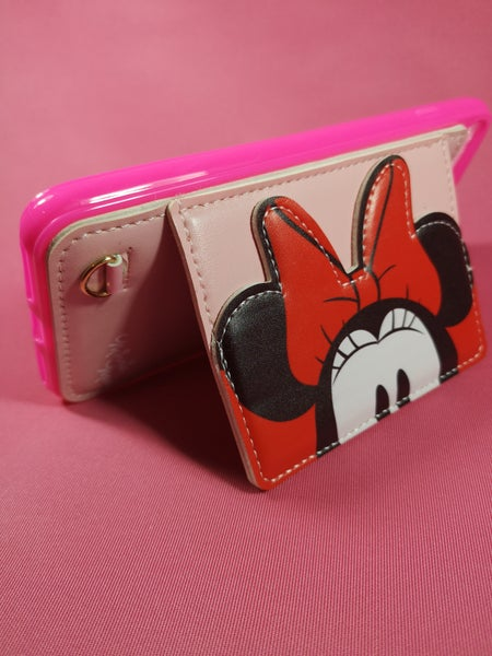 Image of Minnie Mouse iPhone Case with Stand