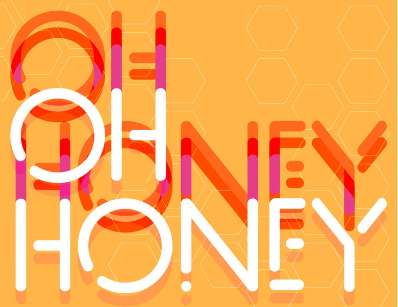 Image of Oh Honey Card Set