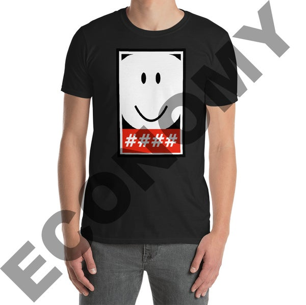 Image of Economy HASH T-Shirt (Edgy Black)