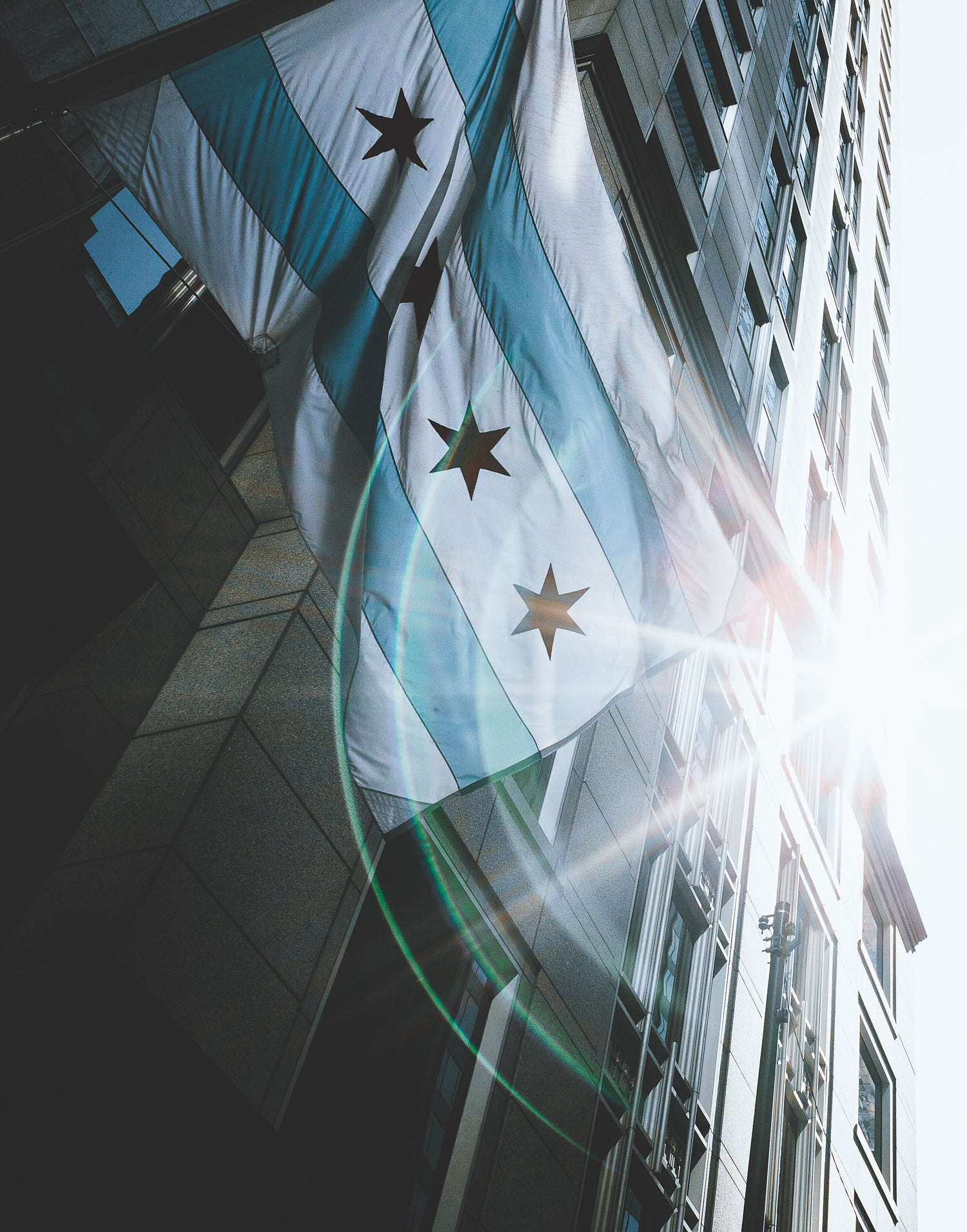 Image of Chicago Flag