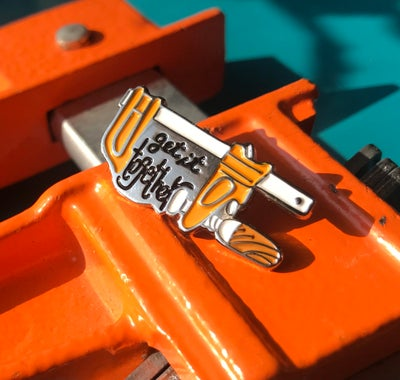 Image of Get It Together! Clamp Pin