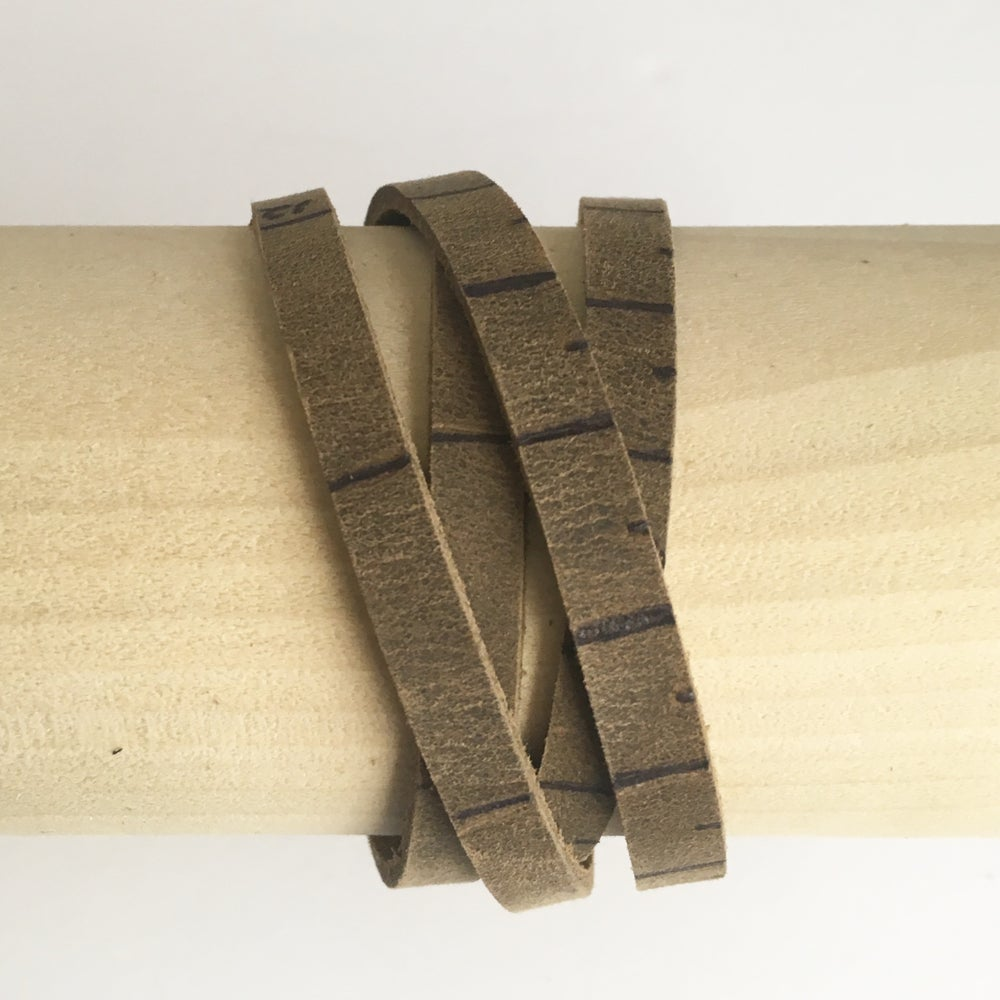 Image of *Ltd. Edition Presale* Measuring Tape Bracelet