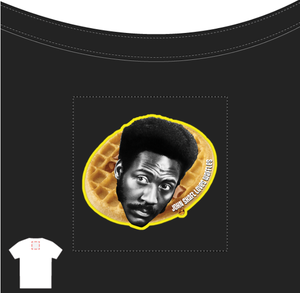 Image of OG - John Shaft Loves Waffles - The Shirt!