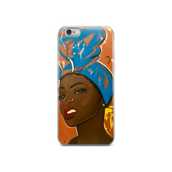 Image of Try Me iPhone Case