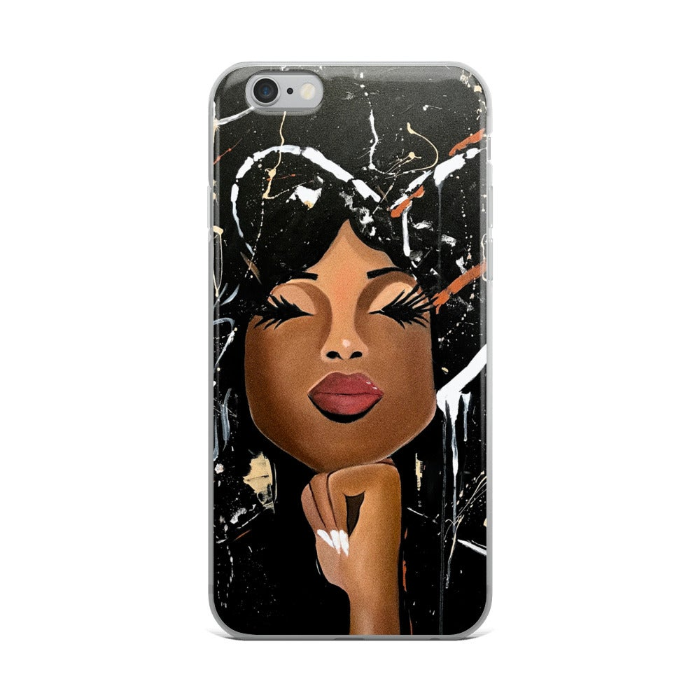Image of Brown Sugar iPhone Case