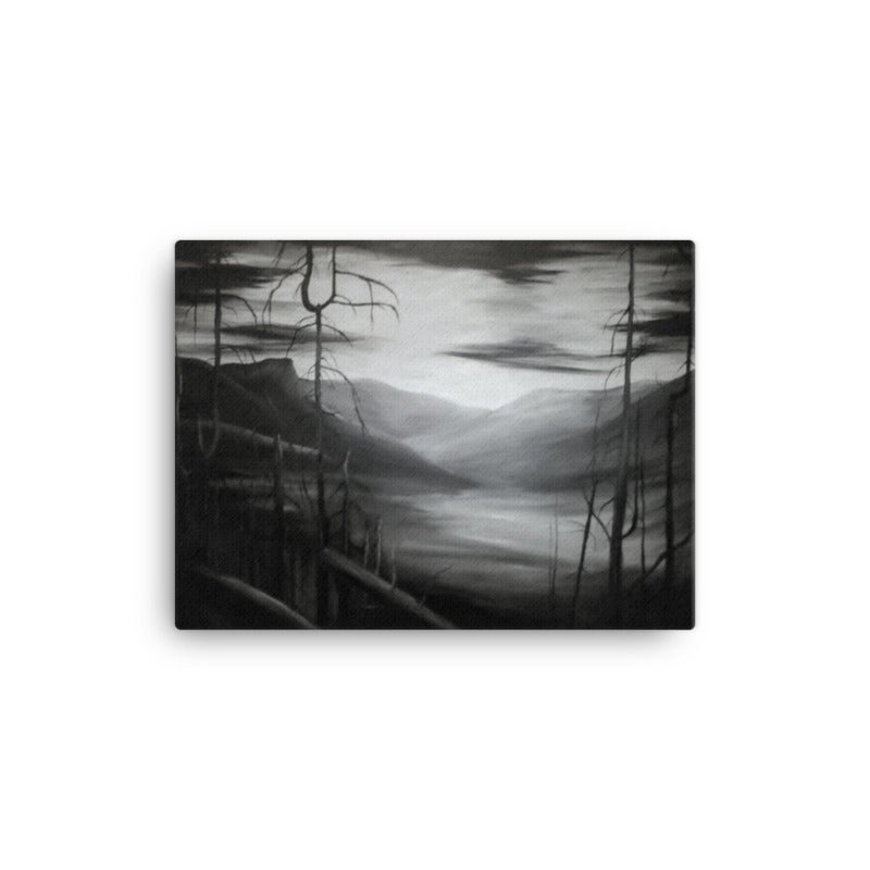 Image of Serenity - Canvas Print