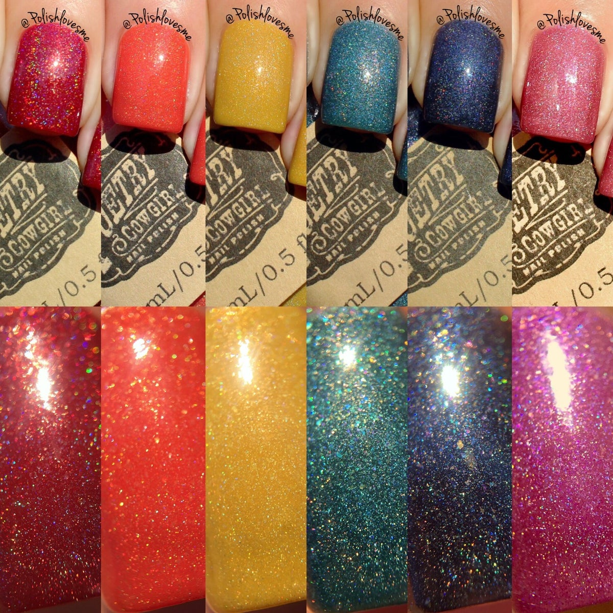 Holo Gems Collection