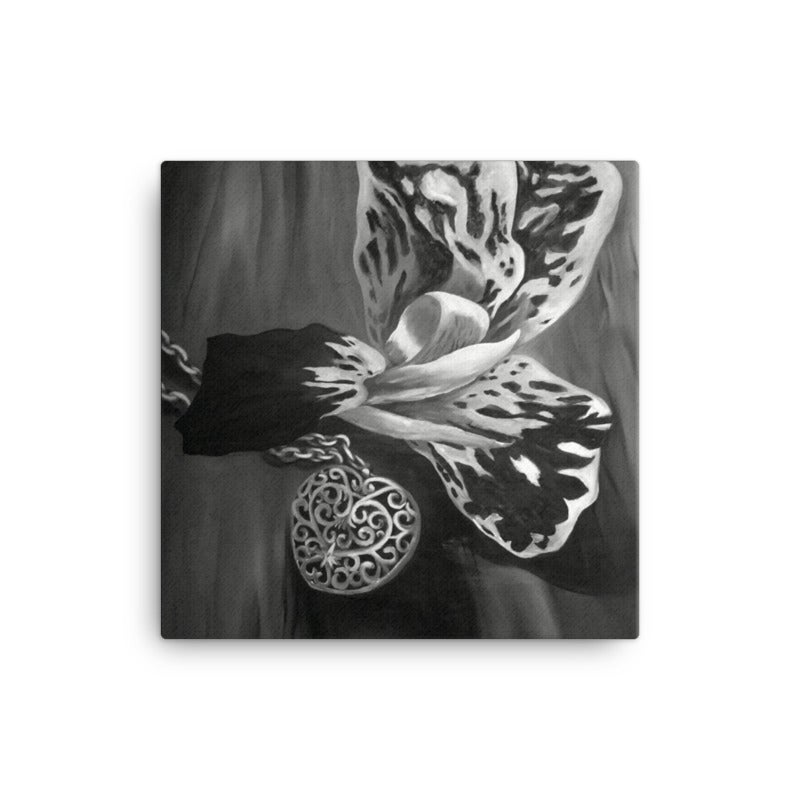 Image of Now - Canvas Print