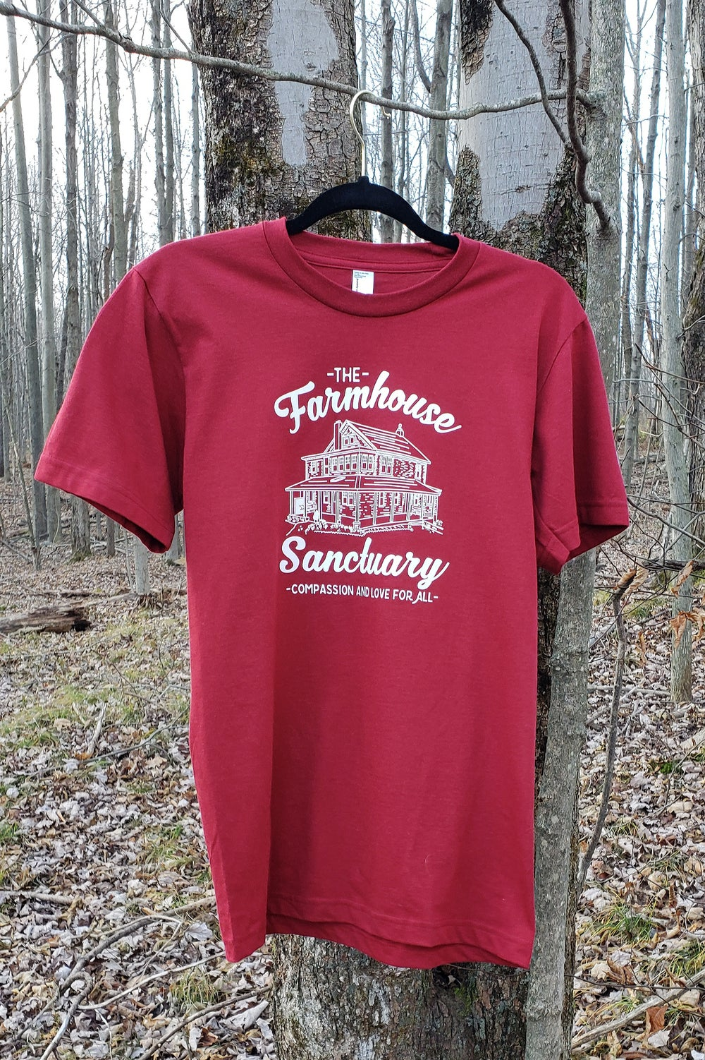Image of Cranberry T-shirt