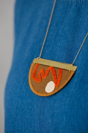 Image of MAHLER necklace No 5