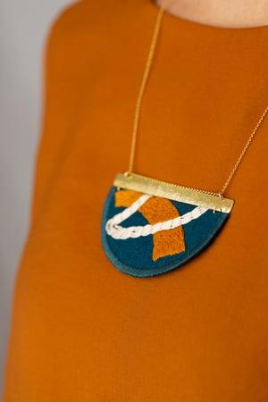 Image of MAHLER necklace No 7