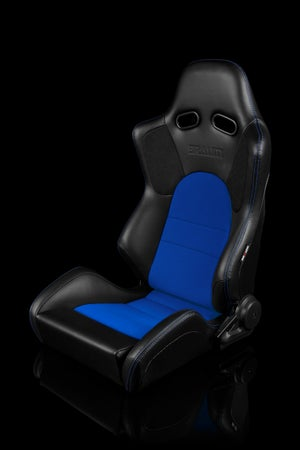Image of Advan Series - Universal BRAUM Racing Seats - Pair