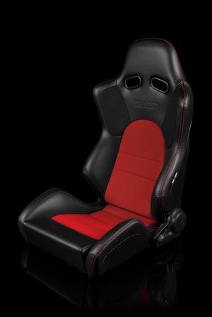 Image of Advan Series - Universal BRAUM Racing Seats - Pair