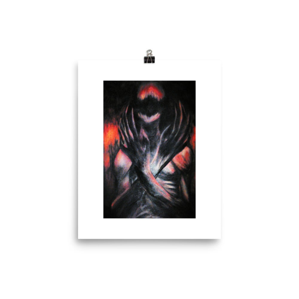 Image of Prey - Unframed Print
