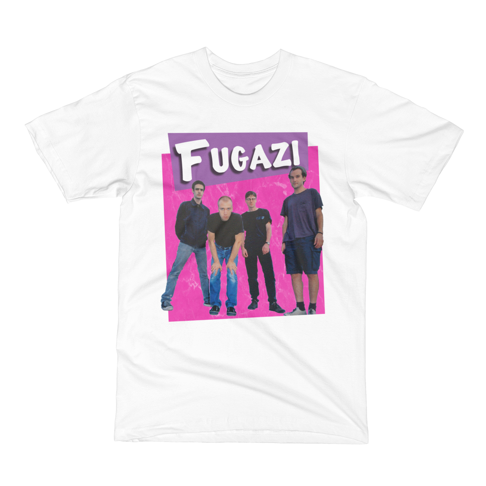 Image of Fugazi Full House t-shirt