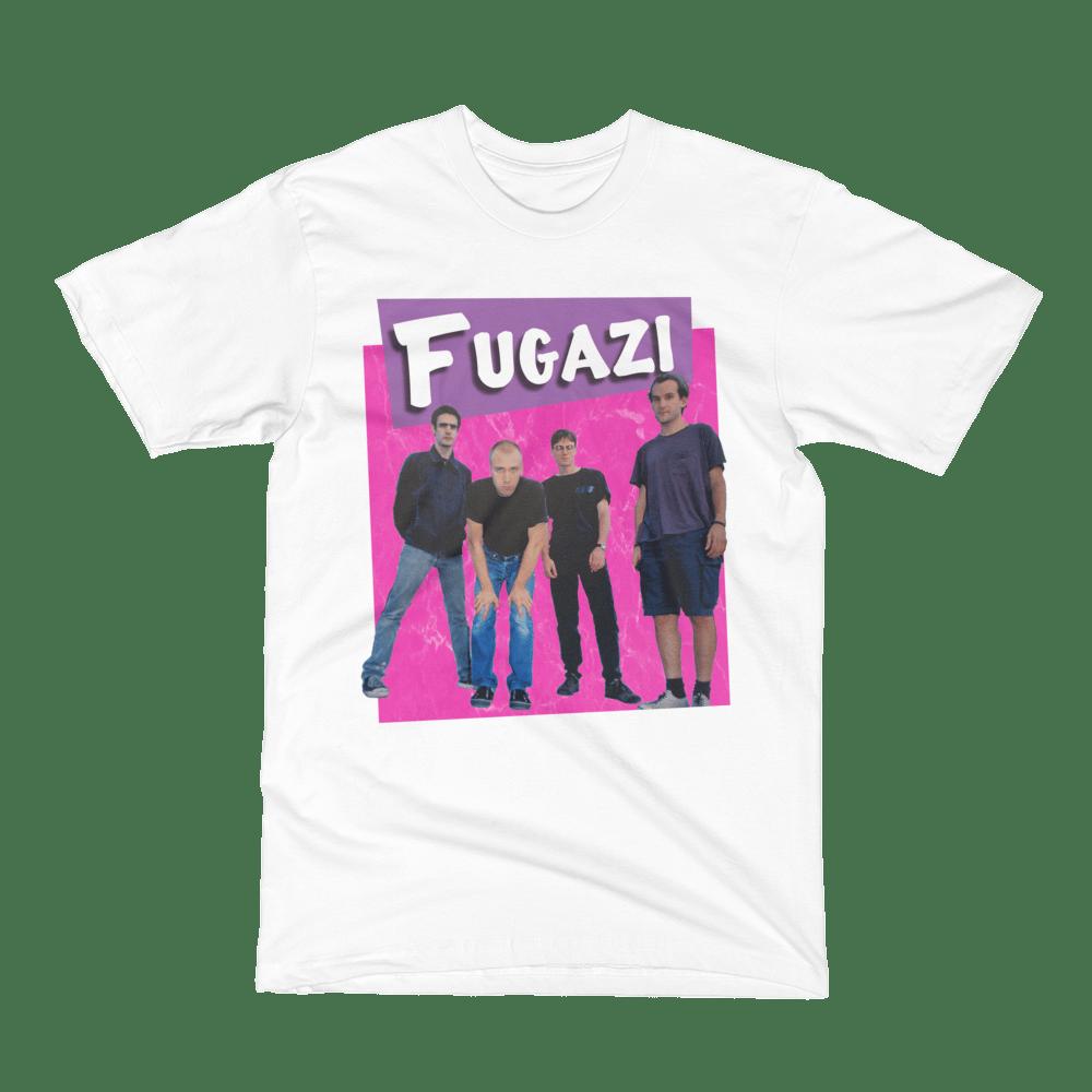 Image of Fugazi Full House t-shirt