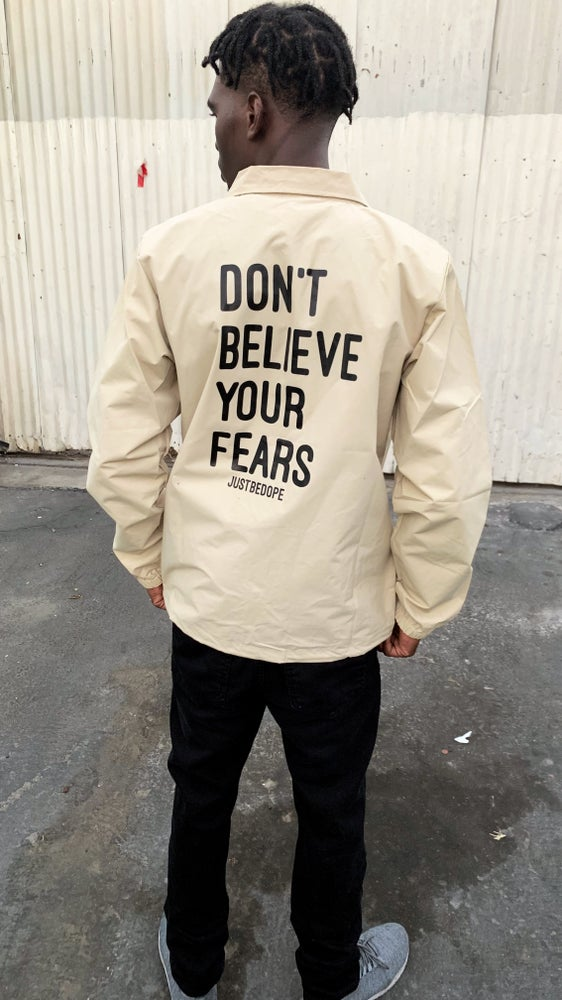 Image of Don't Believe Your Fears jacket