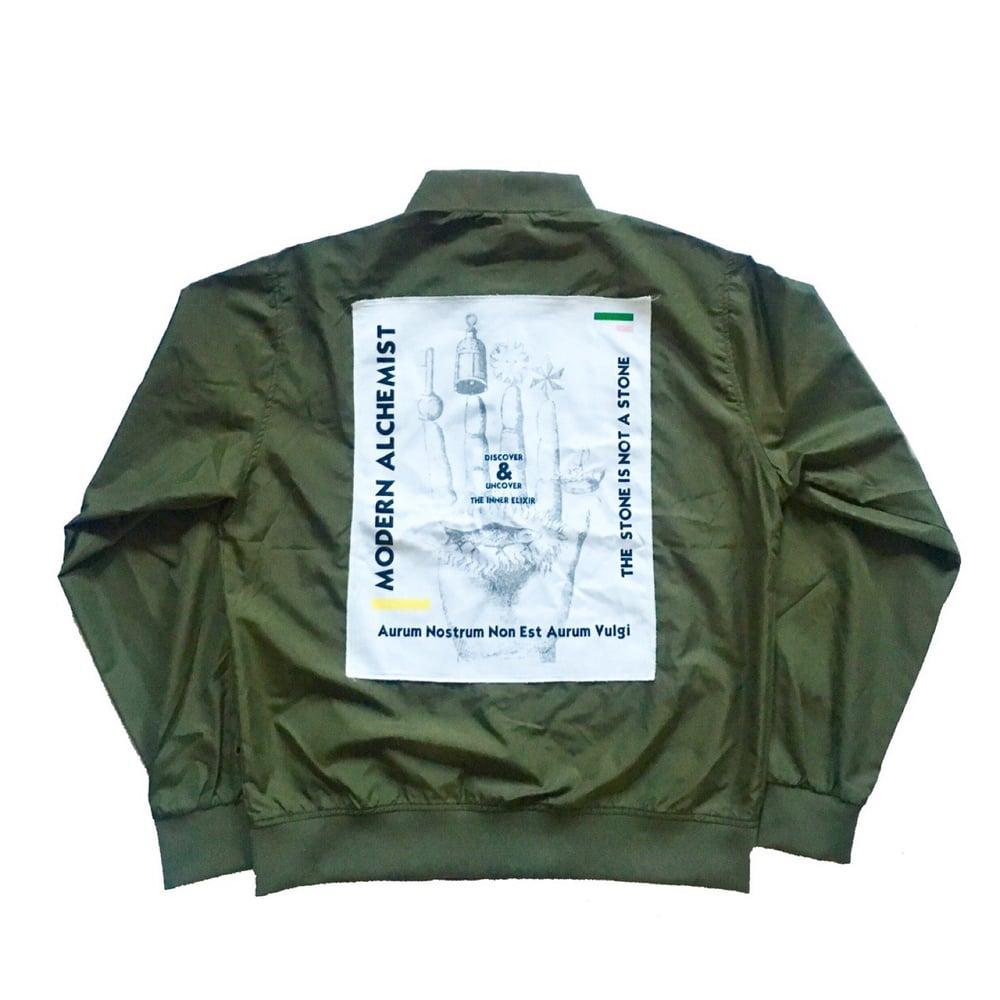 Image of KingNYC Modern Alchemist Bomber Jacket