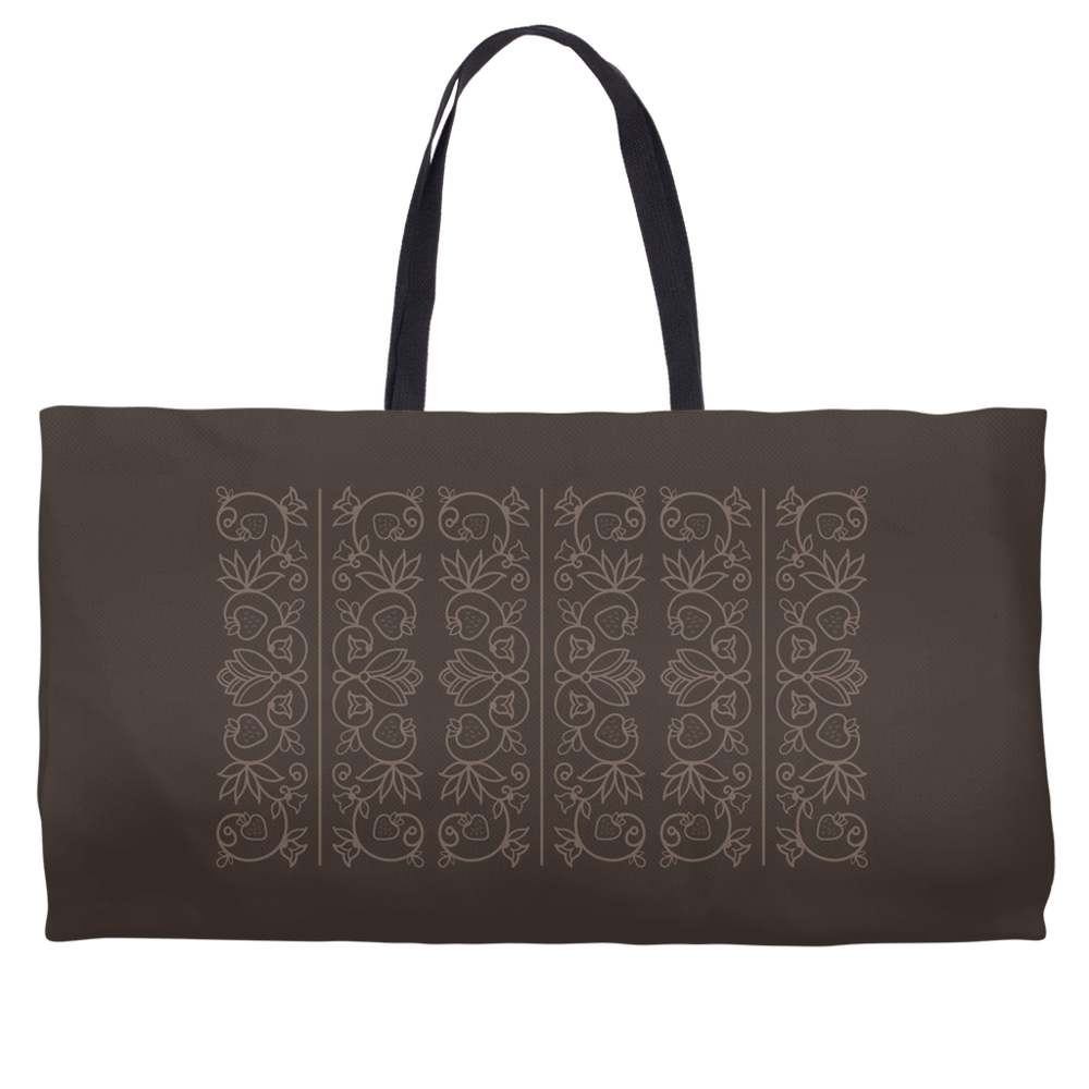 Image of Soul Curiosity Brown Shoulder Bag