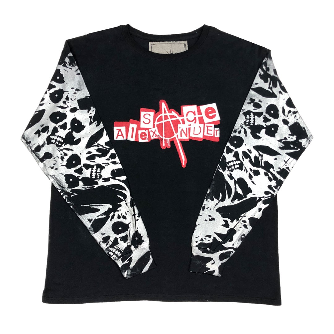 Image of Sage Alexander Anarchy Long Sleeve