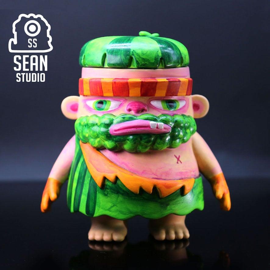 Image of SIbatu custom edition by Sean Lee