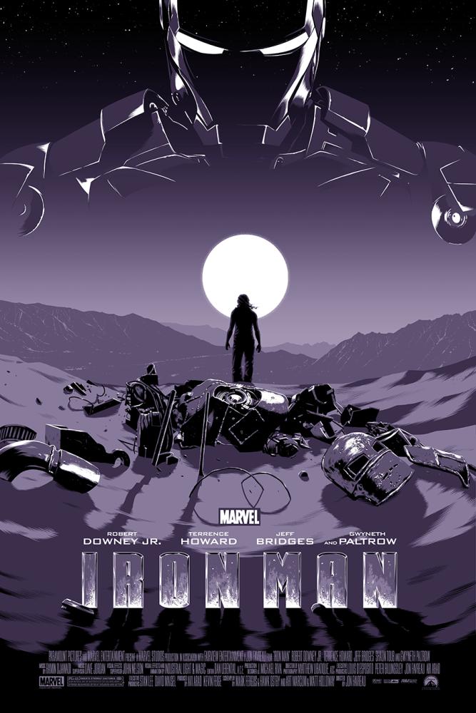 Image of Iron Man (Variant)