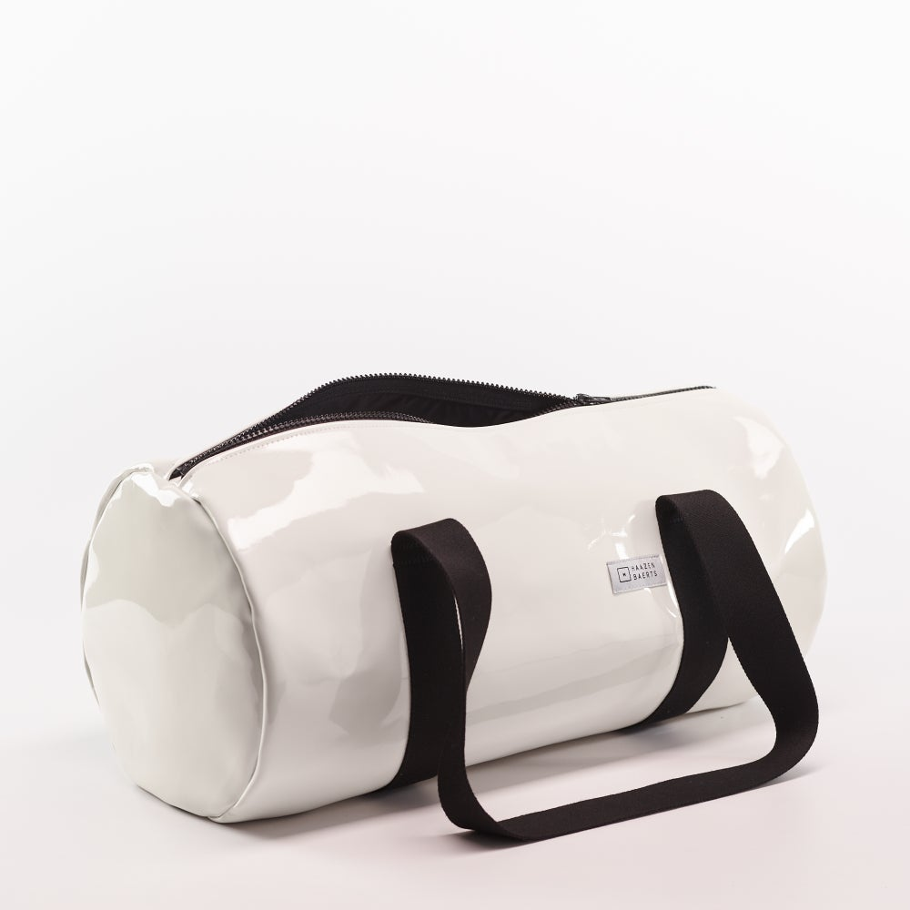 Image of DUFFLE White