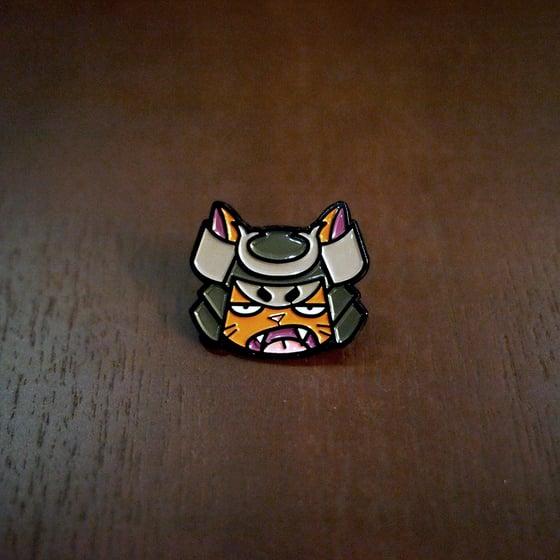 Image of YOSHI SHOGUN PIN