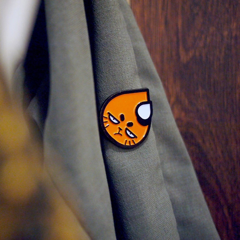 Image of SWEAT ENAMEL PIN