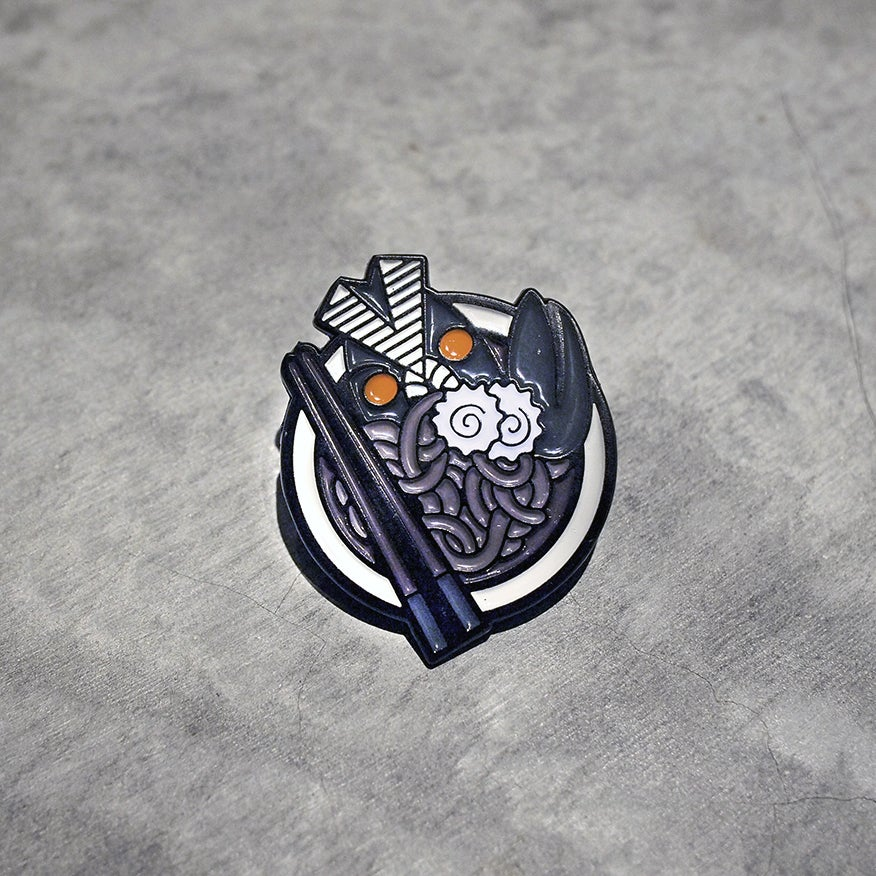 Image of UDON ENAMEL PIN