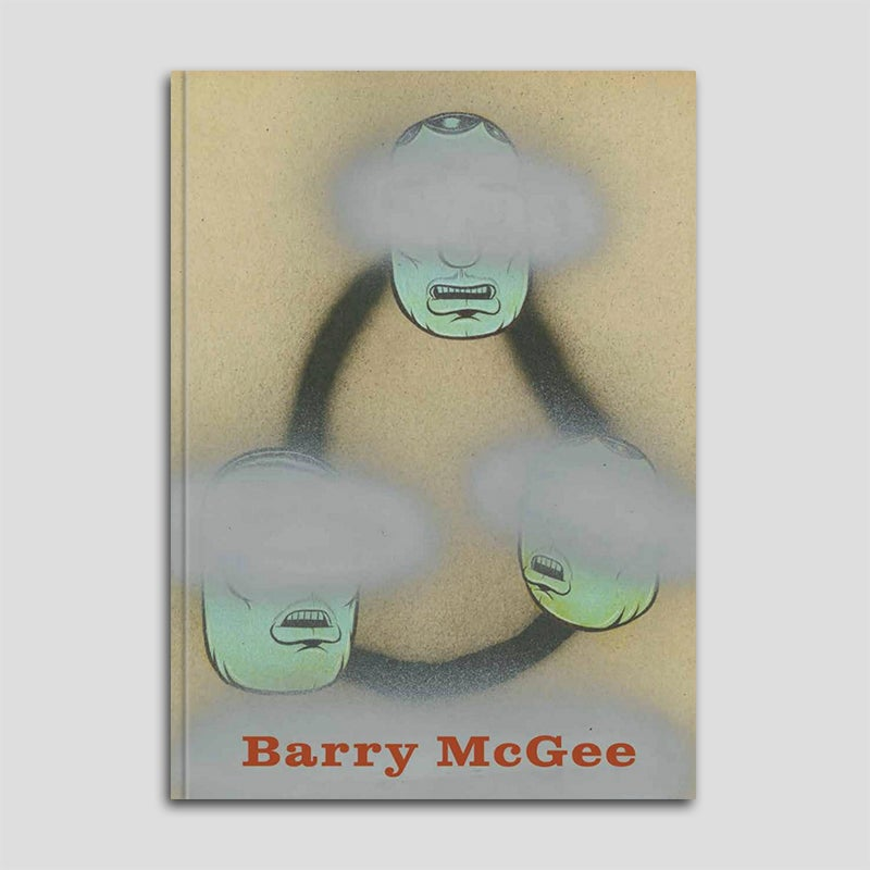 Image of Barry McGee - Cheim & Read 2018