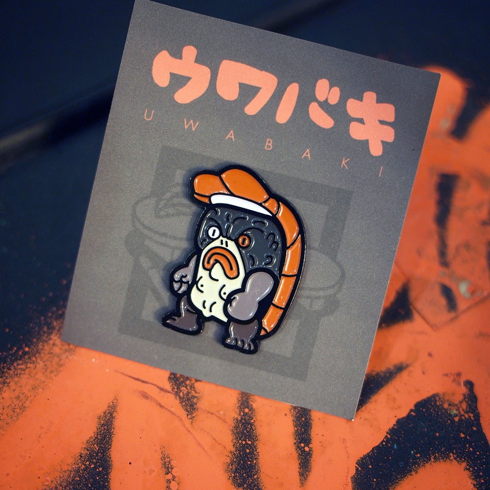 Image of UWABAKI SUSHI PIN